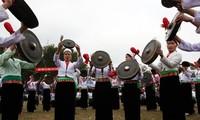 2nd Muong gong festival underway in Hoa Binh