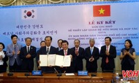 Ho Chi Minh city fosters cooperation with Gangwon province