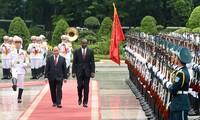 Vietnam, Mozambique enhance relations