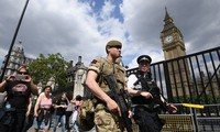 UK proposes EU treaty to protect security ties