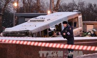 Moscow bus that struck pedestrians not linked to terrorism