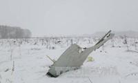 World leaders send condolences to Russian government over plane crash