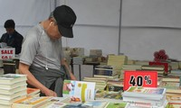 Reading culture promoted in Vietnam Book Day