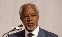 World leaders mourn Kofi Annan's death
