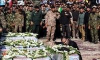 Iran arrests separatists behind deadly parade attack