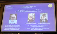 Nobel Prize in Physics awarded for inventions in laser physics