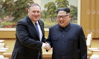 US, North Korea continue talks on nuclear-free Korean peninsula