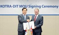South Korea, UK sign MOU for expanded trade partnership