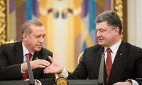 Turkey, Ukraine boost strategic cooperation