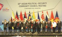 Vietnam urges ASEAN to pursue shared principles in resolving East Sea issue