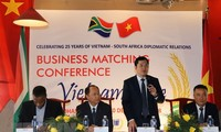 South Africa – gateway to Africa for Vietnamese rice
