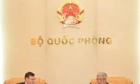 Vietnam, Canada boost defense ties