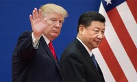 US President hails positive progress on trade talks with China