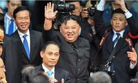DPRK Chairman Kim Jong-un arrives home following Hanoi summit