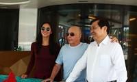 British billionaire sails super-yacht to Vietnam