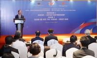 Die Zusammenarbeit zwischen ASEAN und Japan für den Wohlstand