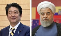 Abe's visit expected to ease US - Iran tensions