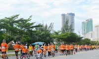 67 개 국가 및 영토에서 온 선수, 다낭 국제 마라톤에 참가