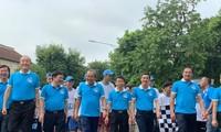 건강을 위한 걷기 대회… 100 개 단체 및 개인 수상