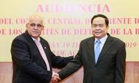 베트남과 쿠바의 포괄적 협력 증진