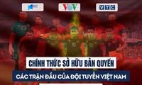 VOV, 월드컵 2022 예선에 대한 베트남 팀 경기 방송권 보유