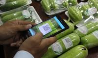 농산품, 식품 이력 추적에 기술 적용