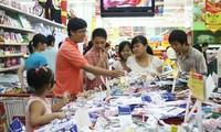 Verstärkt vietnamesische Waren in entlegenen Gegenden
