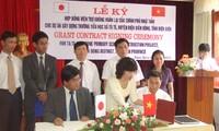 Japan unterstützt Vietnam beim Bau von Schulen