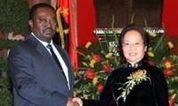 Vietnam will die Zusammenarbeit mit Angola vertiefen