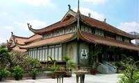 Besuch der Vinh Nghiem-Pagode in Bac Giang