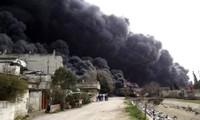 Konflikte in Syrien – eine Herausforderung für diplomatische Maßnahmen