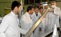 Iran macht Atomforschritt vor Atomgespräche bekannt
