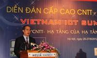 Forum: Informationstechnologie und Telekommunikation Vietnams 2012