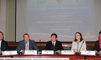 Staatspräsident Truong Tan Sang beendet seinen Russland-Besuch