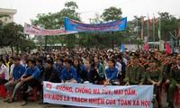 Vietnam begrüßt den Welttag gegen AIDS