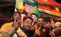Wahlen in Pakistan: Partei von Ex-Regierungschef Sharif vorn