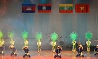 Abschluss des Kunstfestivals zwischen vier ASEAN-Ländern
