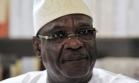 Neuer Präsident in Mali vereidigt
