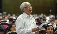 Das Parlament diskutiert die Umsetzung des Staatshaushaltes in diesem Jahr