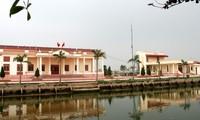 Gemeinde Ngu Hung macht Fortschritte beim Aufbau der ländlichen Gegenden