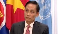 Vorbereitung für den Einsatz Vietnams in UN-Friedenstruppe im Jahr 2014