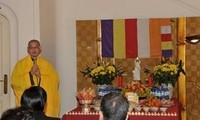 Friendensgebet für die in Belgien lebenden Vietnamesen