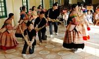 Lernbereitschaft der Mong in der Gemeinde Hua Nhan in Son La