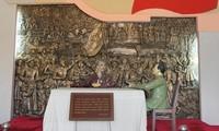 Besuch im Museum des Dien Bien Phu-Sieges