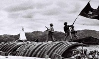 Die Schlacht in Dien Bien Phu wurde in drei Phase geteilt