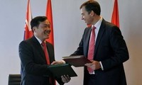 Vietnam und Australien unterzeichnen das Rechtshilfeabkommen in Strafsachen