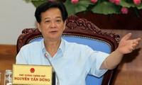 Premierminister: Die Schwierigkeiten für das Projekt der Hochtechnologie-Zone Hoa Lac