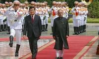 Vietnam und Indien verstärken die Zusammenarbeit in allen Bereichen
