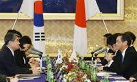 Japan und Südkorea wollen bilaterale Beziehungen verbessern