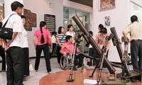 Besuch im Museum des Ho Chi Minh-Pfads